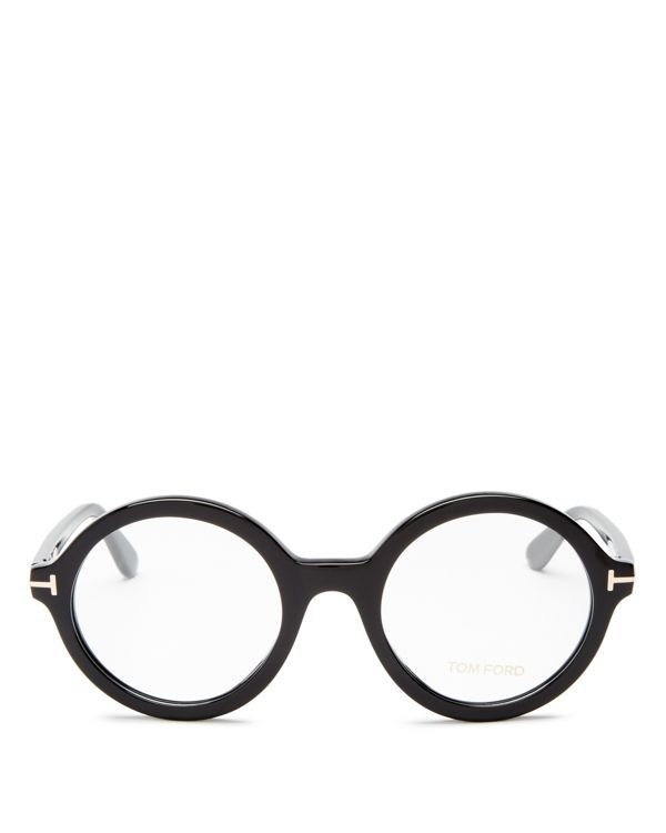 4d49d5dcf4 Tom Ford Round Optical Glasses