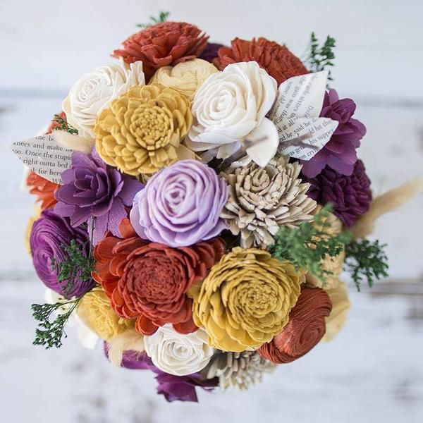 I Saw This On Shark Tank She Recycles And Creates Flowers That