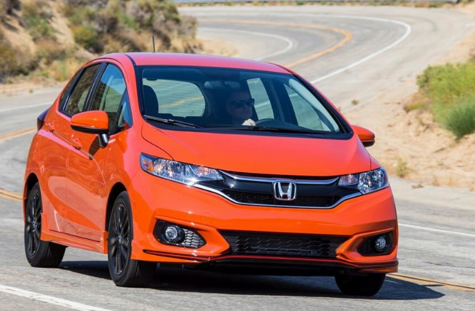 2020 Honda Fit Si Colors Specs Price And Redesign