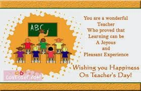 Happy Quotes Wishes Greetings For You Teachers Day Messages Happy Teachers Day Teachers Day Teachers Day Message
