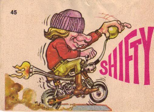 """4/14 - Nostalgic 60's """"Odd Rods"""" Card of the Day - The BangShift.com Forums"""