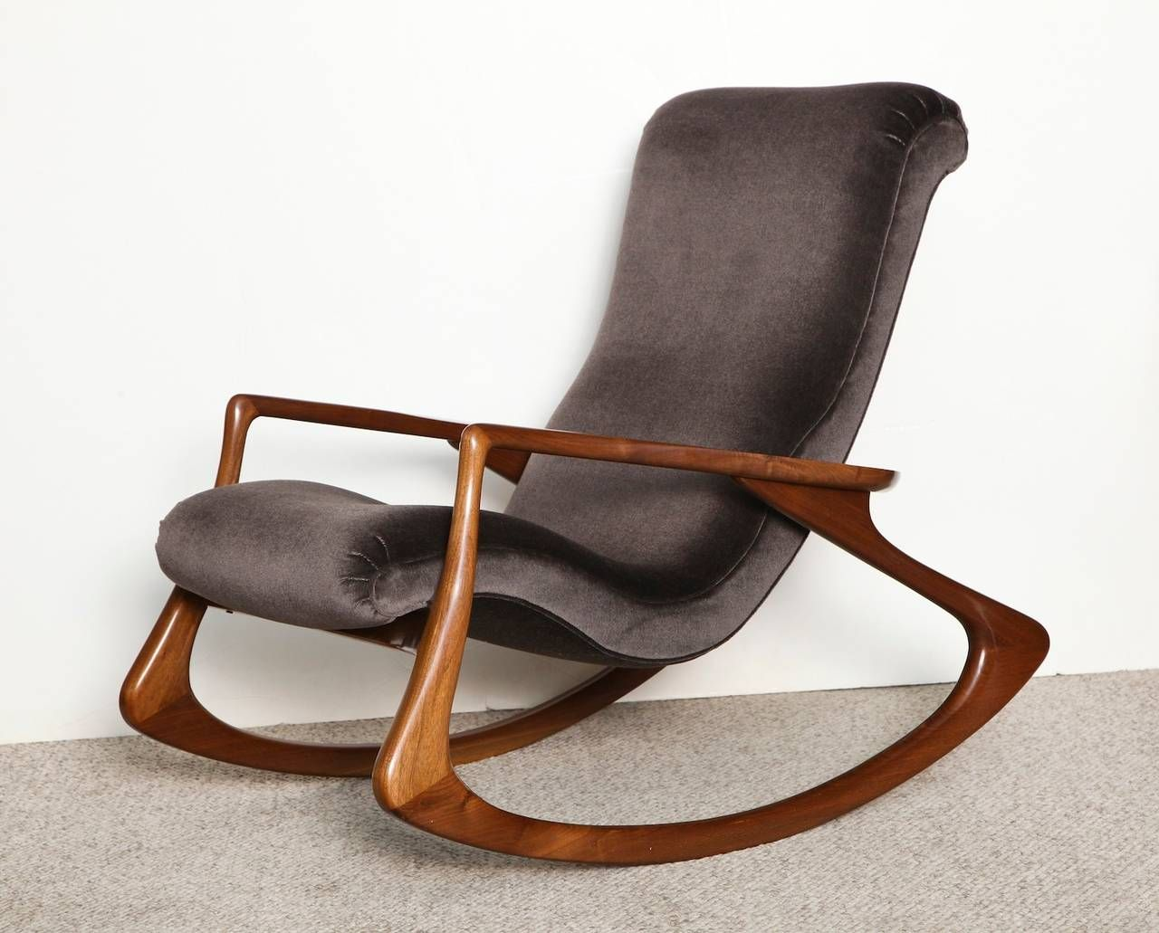 vladimir kagan rocking chair rocking chairs modern and modern chairs