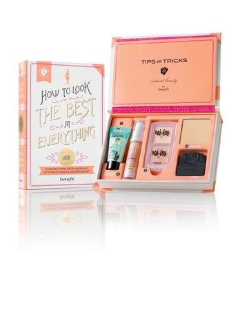 c383aa387 Benefit Cosmetics - How To Look The Best At Everything: Flawless Complexion  Makeup Kit - Light | Sephora