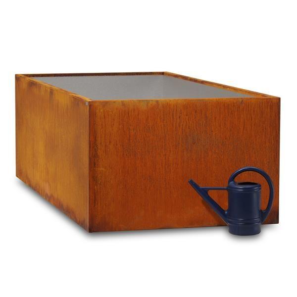 hochwertige und langlebige pflanzgef e hochbeete und elemente aus metall f r haus garten. Black Bedroom Furniture Sets. Home Design Ideas