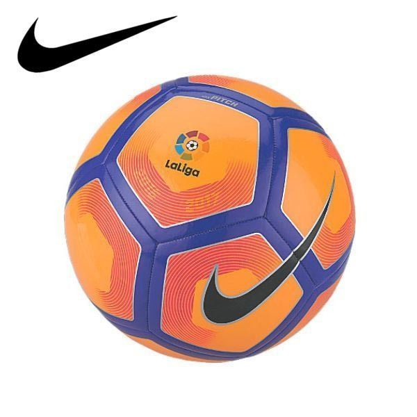 80515cdd0 NIKE PITCH LA LIGA SOCCER BALL 2016/17. The Liga BBVA Pitch Football  features