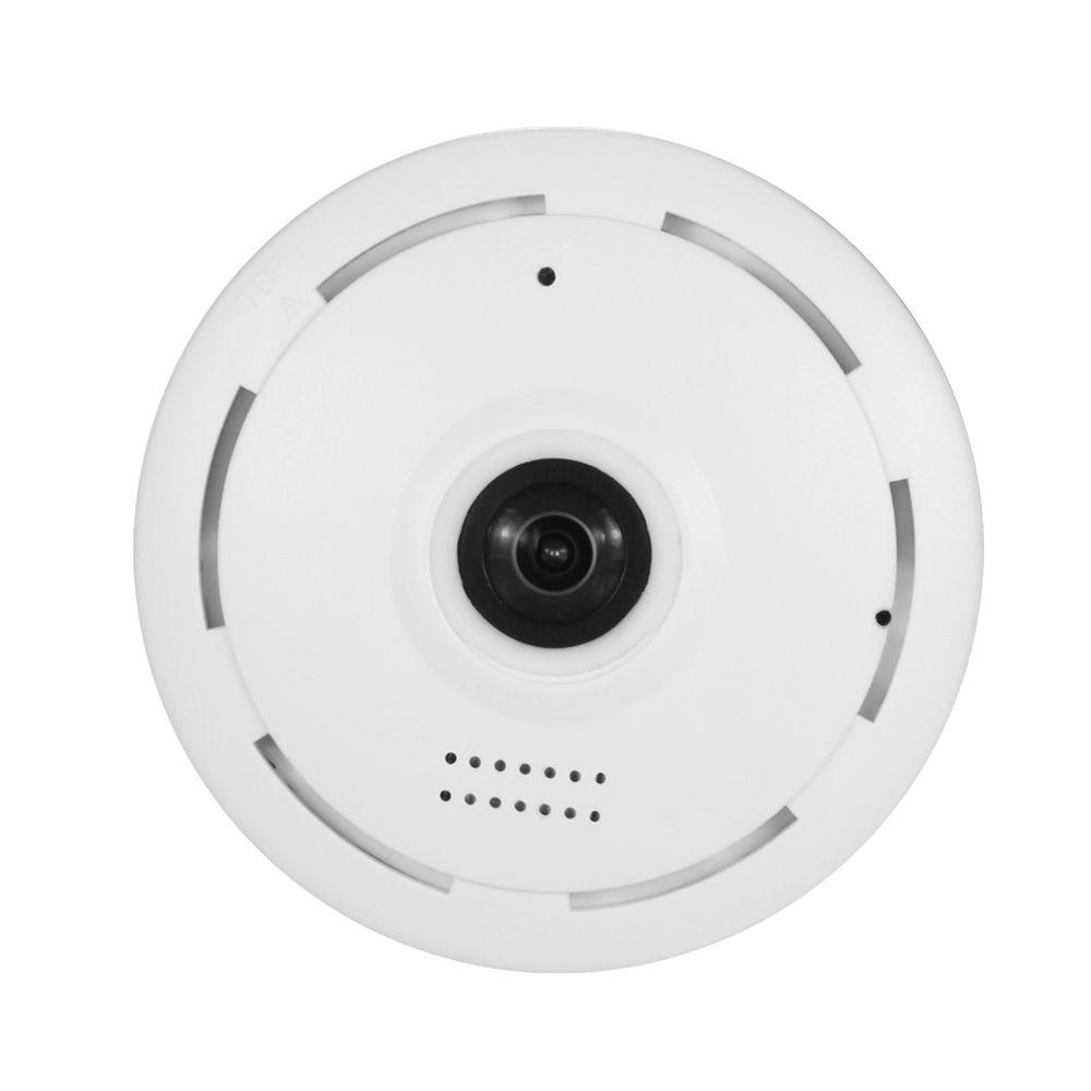 Smart home ip fish eye camera 360 degree wireless camera WIFI
