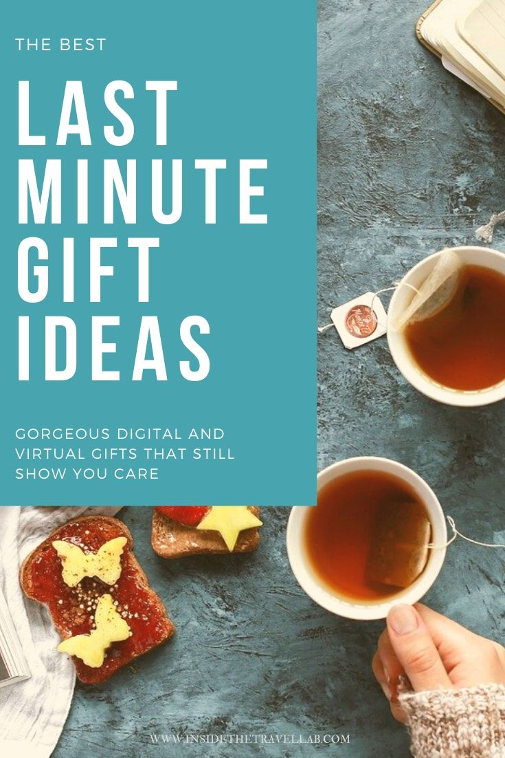 21 Last Minute Online Gifts That Still Show You Care – 2019