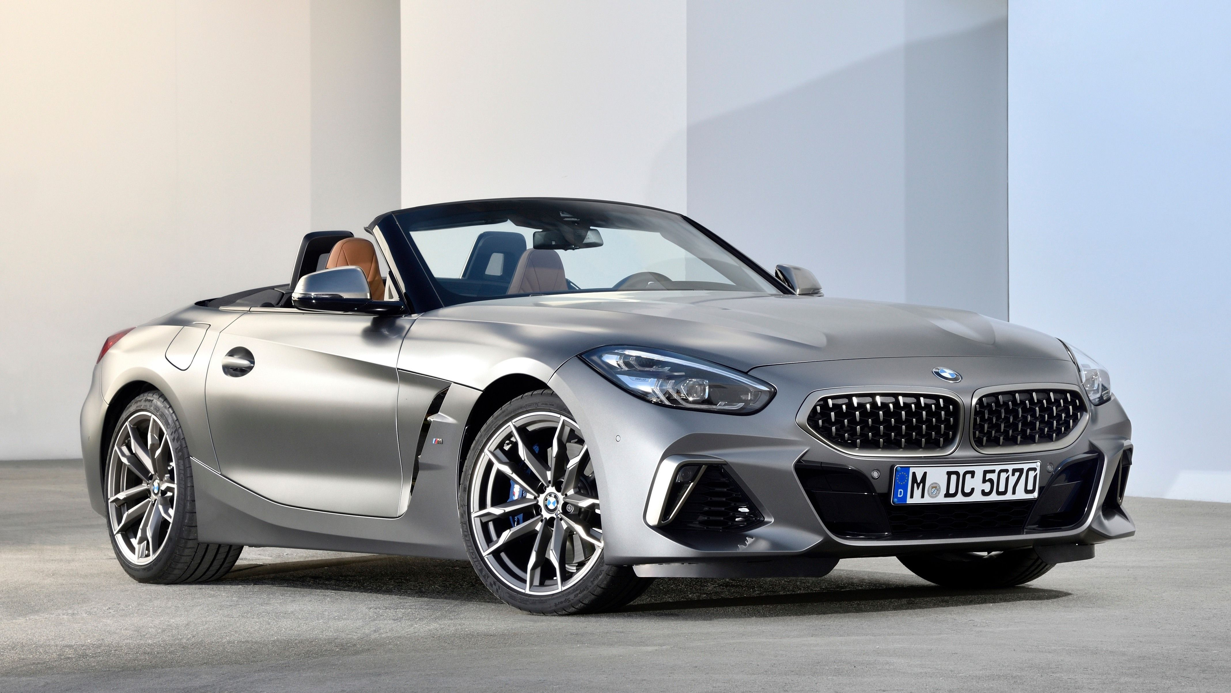 The Six Cylinder 2019 Bmw Z4 Is Going To Start At An Eye Watering