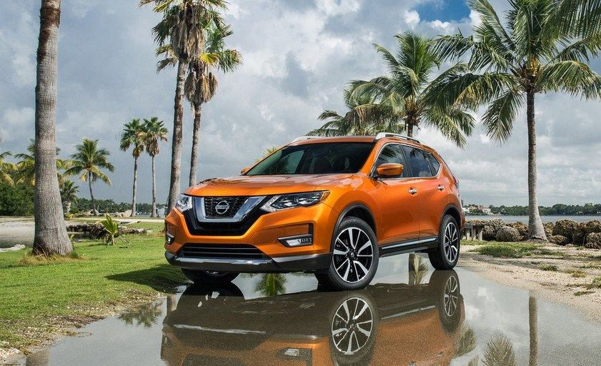 2017 Nissan Rogue Official Photos and Info Nissan rogue