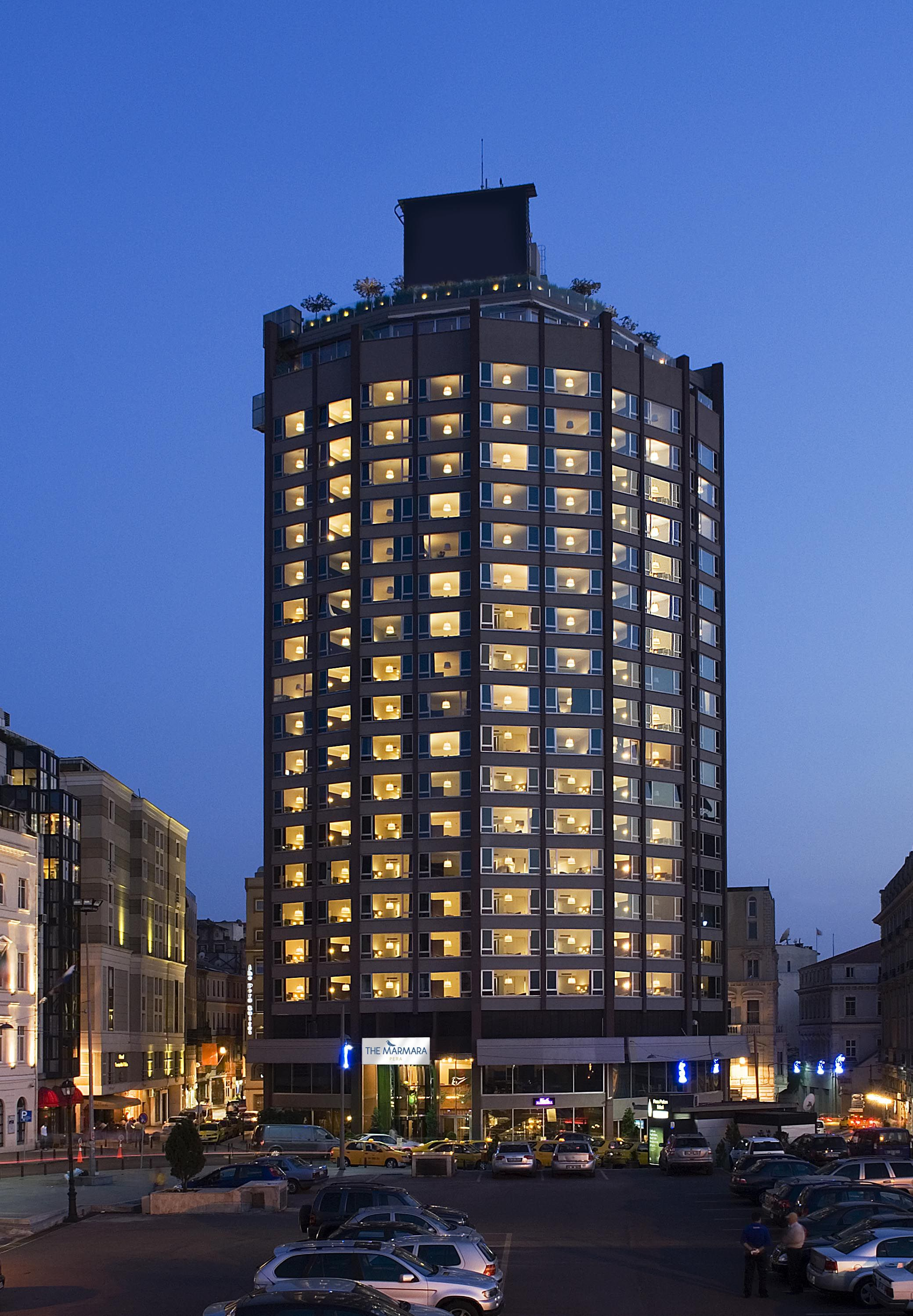 Marmara Pera Hotel Istanbul