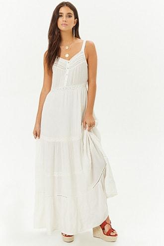 12+ White dress forever 21 information