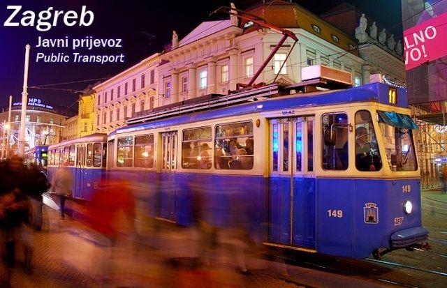 Tram City Of Zagreb Travel Dreams Zagreb