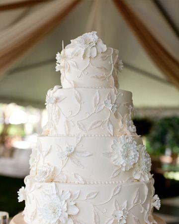 decoration mariage gateau