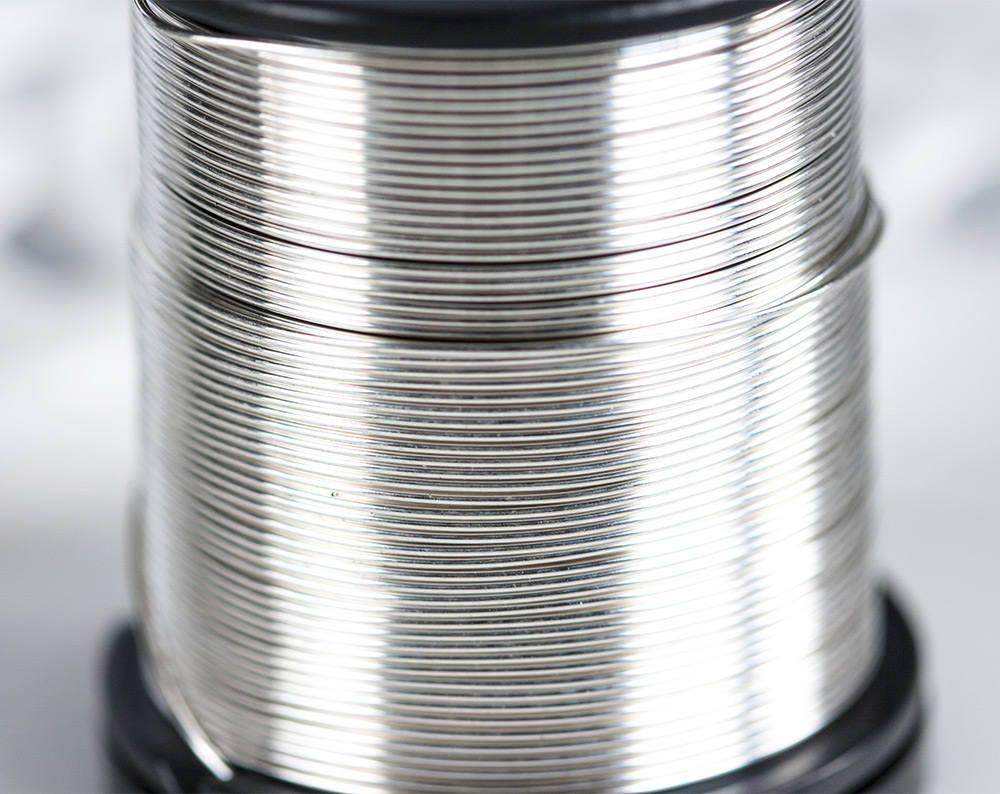 2572_Round silver wire 0.4 mm, Silver 925 wire 26 gauge, Thin wire ...