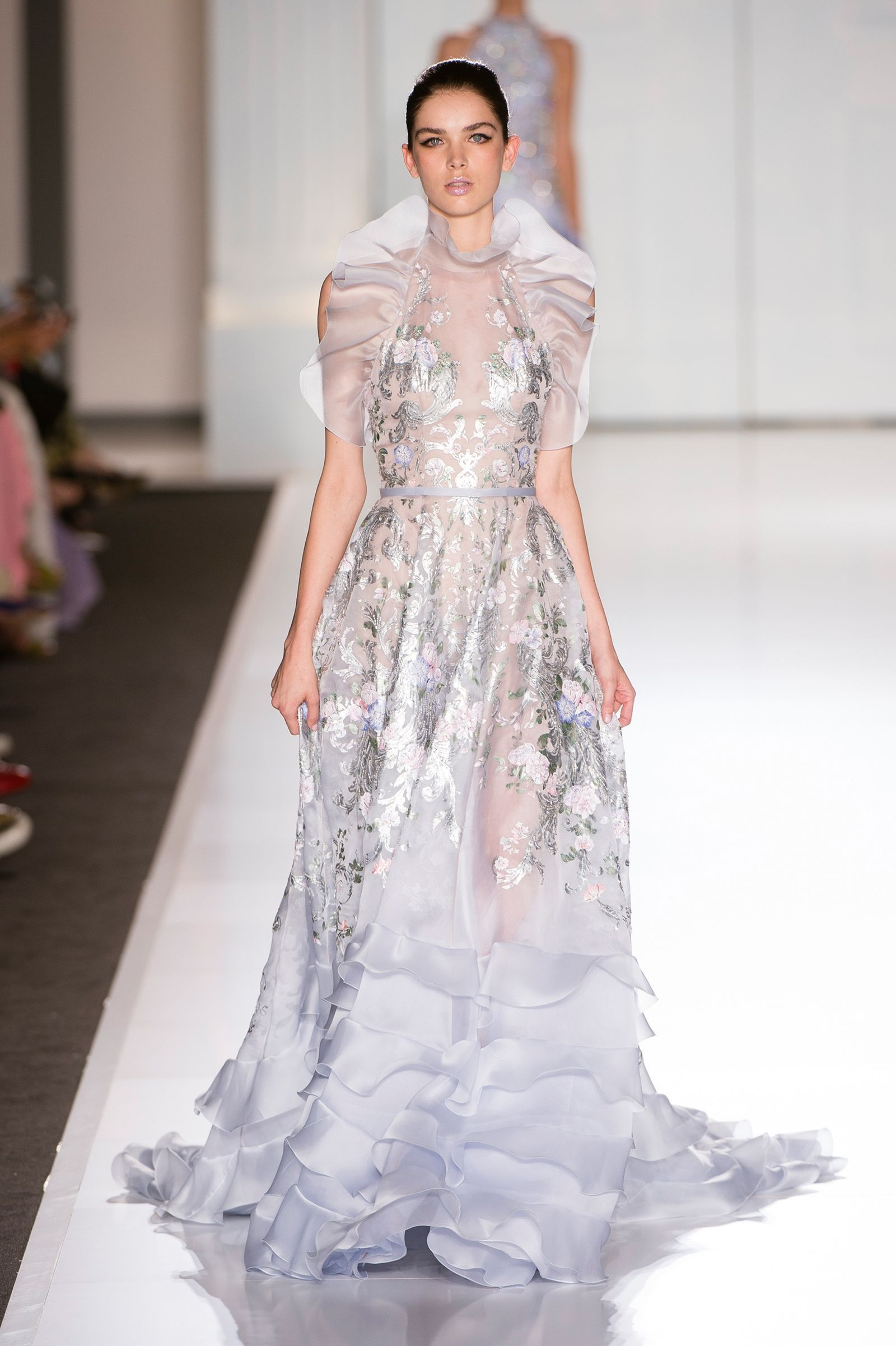 86247bffa0be See all the looks from the Ralph   Russo couture show - HarpersBAZAARUK