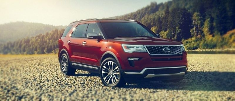 2020 Ford Explorer Redesign, Hybrid Ford explorer, 2020