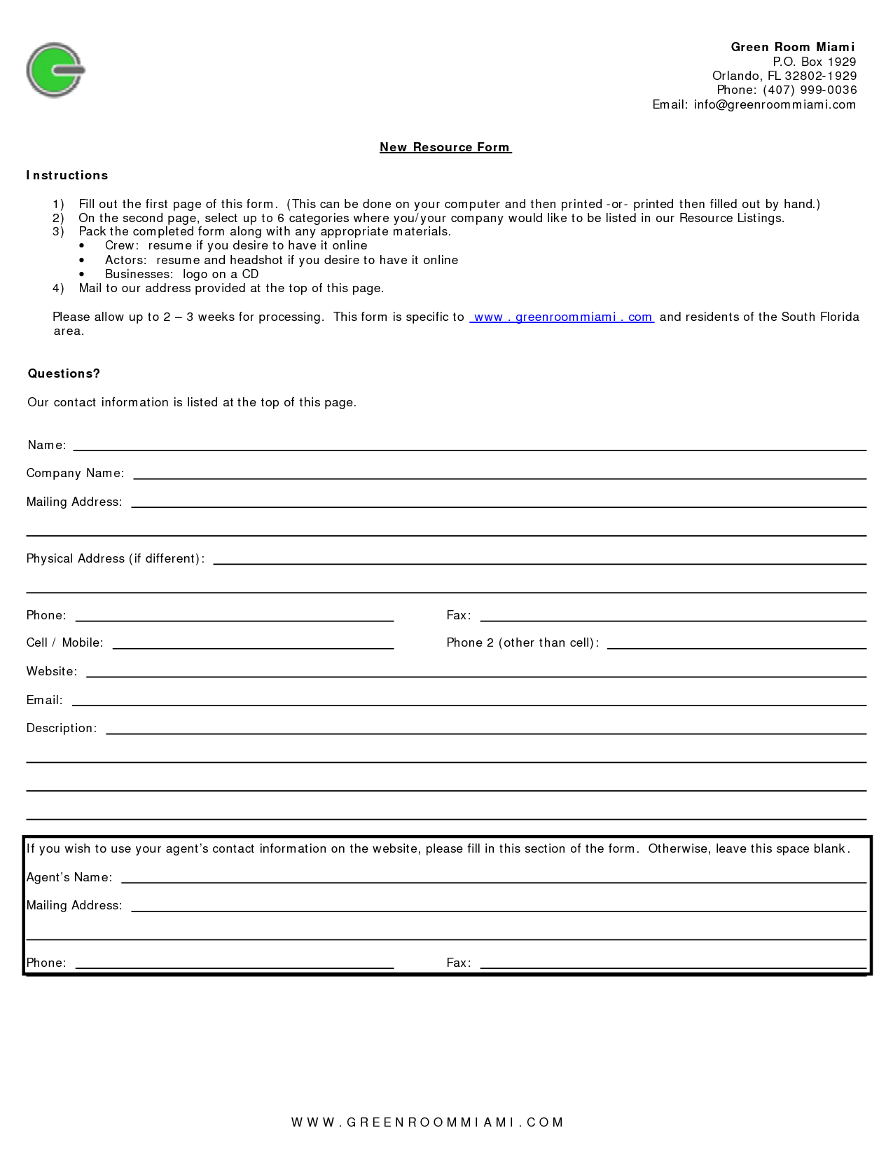 Fill In The Blank Resume Pdf Httpresumecareerfofill In