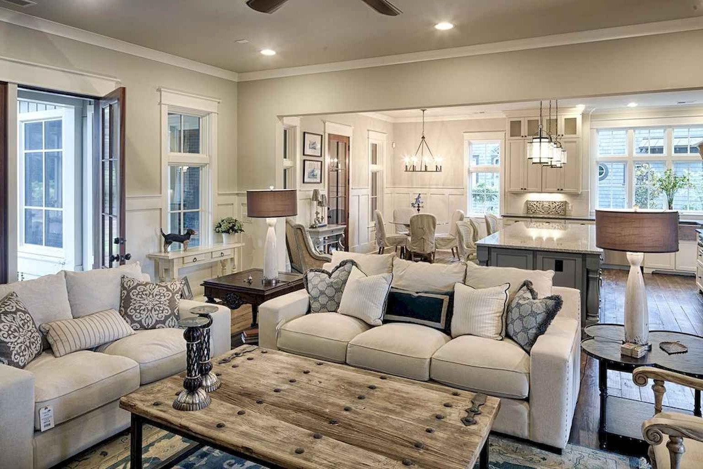 28 Modern Rustic Living Room Remodel Ideas 003 In 2020 Li