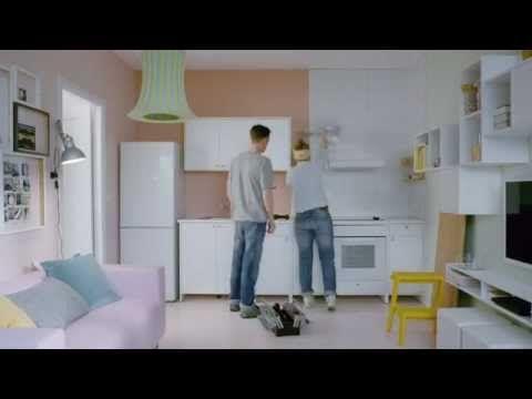 Plan a Kitchen - IKEA Kitchen Video Series (1 of 4) - YouTube DIY