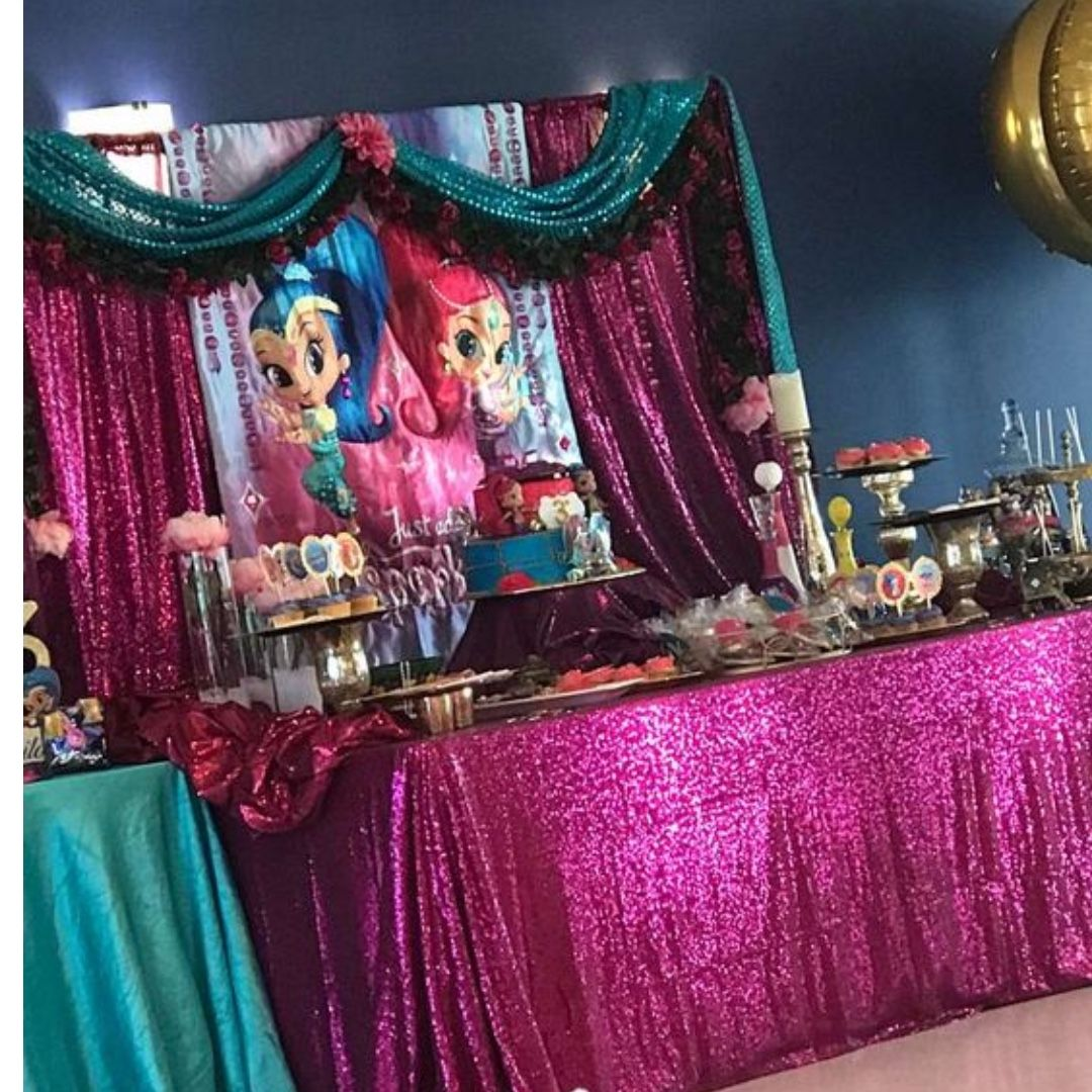 Buy SHIMMER & SHINE Themed Birthday Party (Party Supplies