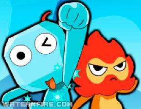 Pin By Feuer Wasser On Games Fireboy And Watergirl Elves Pikachu