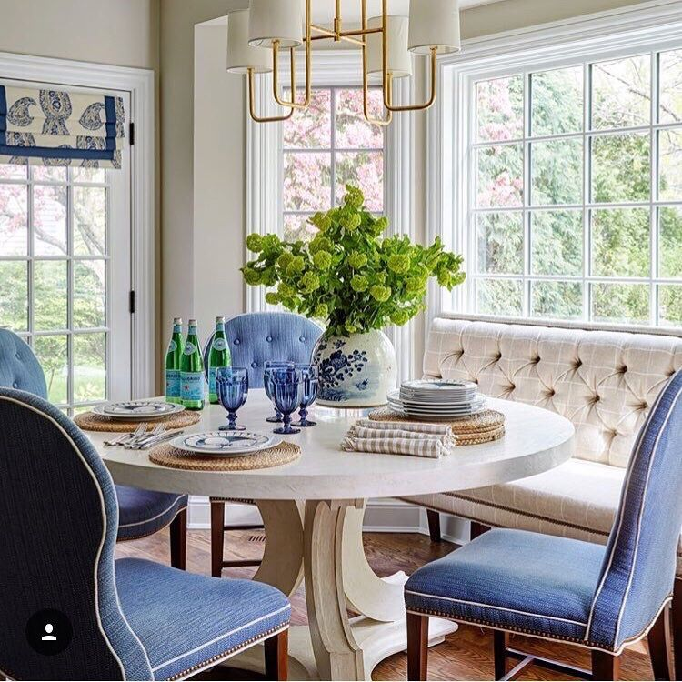 What Size Chandelier Should I Choose For My Room And How High Should I Hang It In 2020 Upholstered Banquette Dining Room Chairs Home