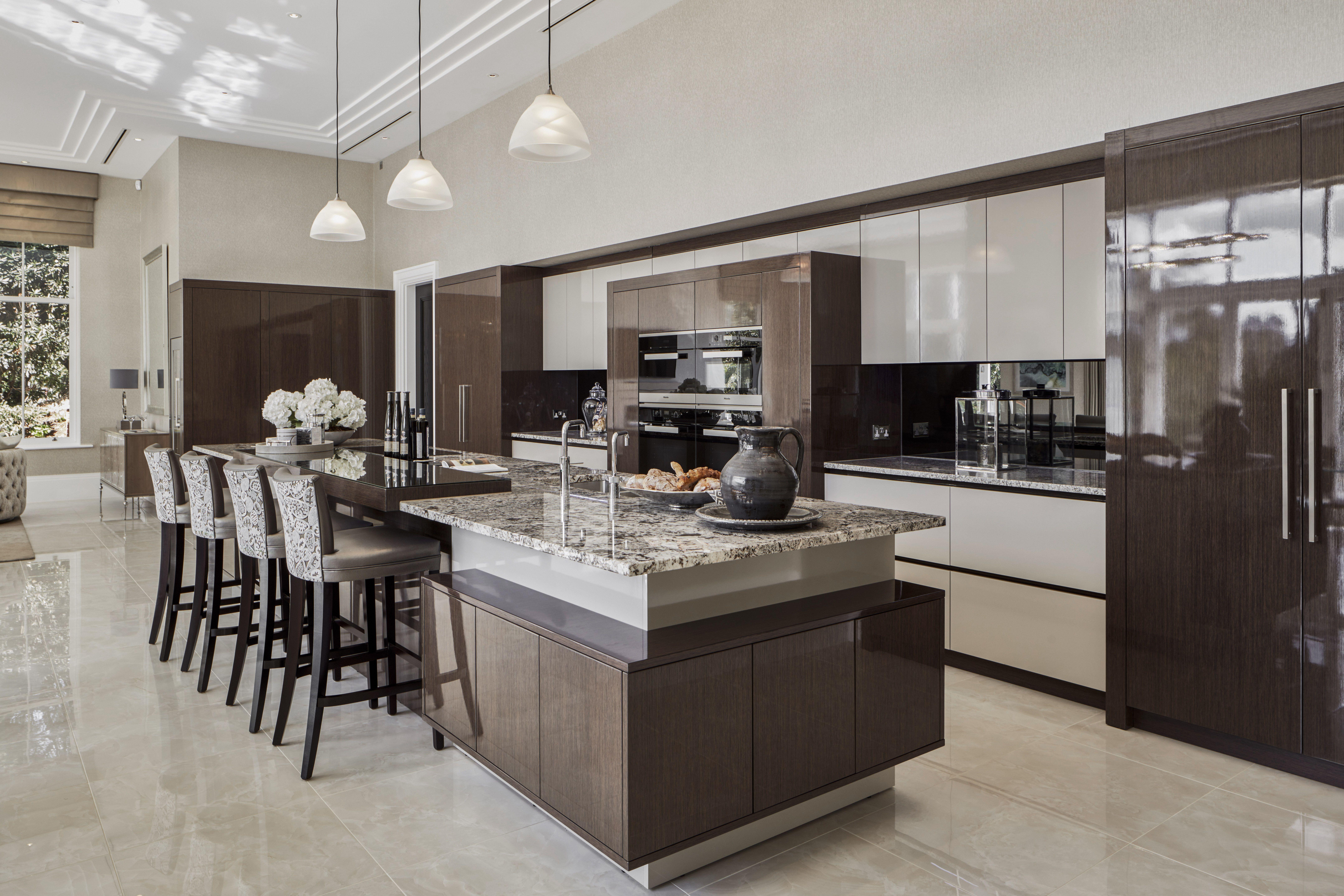 EXTREME High Gloss Luxury Kitchen Home decor kitchen