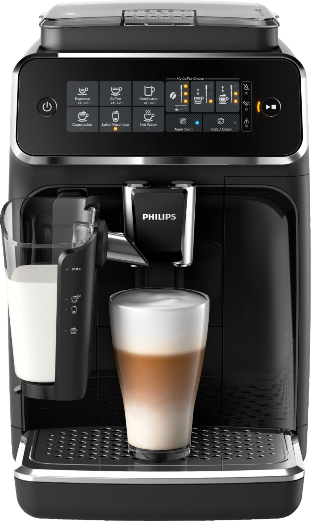 Philips 3200 Series Fully Automatic Espresso Machine w