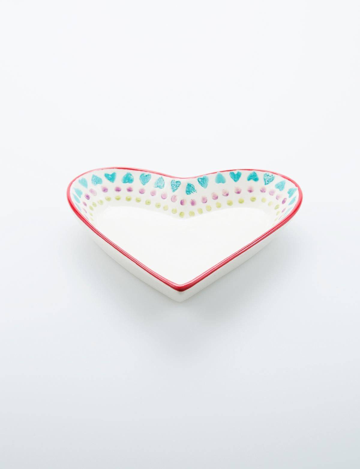 SWEETHEART Plate Multi | Plates | Ceramic/glass | Glass And Porcelain |  Interior |