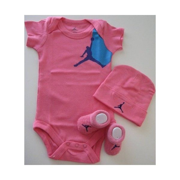 25d21b86ee8 Nike Jordan Baby Shoulder Bodysuit