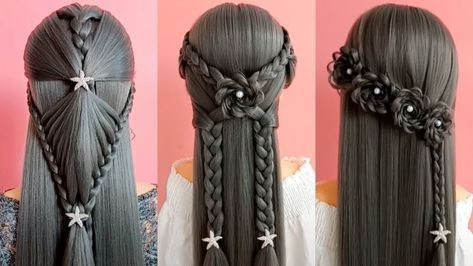 26 Braided Back To School HEATLESS Hairstyles! 🌺 Best