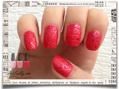 OPI liquid sand 'the impossible'