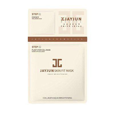 Jayjun Skin Fit Aqua Brightening Mask 10 Pcs Korea Importd Brightening Mask Skin Care Mask Skin Care Order