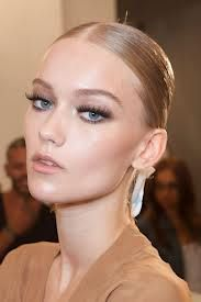 Runway makeup 2013