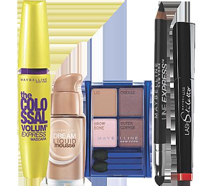 Maybelline Maybelline cosmetics, Maybelline mascara