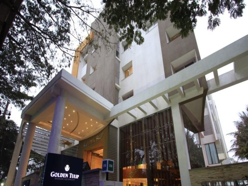 Bangalore Golden Tulip Electronics City Hotel In India Asia