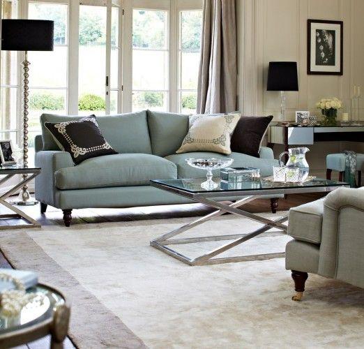 From Sofa Com Blue Sofas Living Room Living Room Decor Colors Duck Egg Blue Living Room