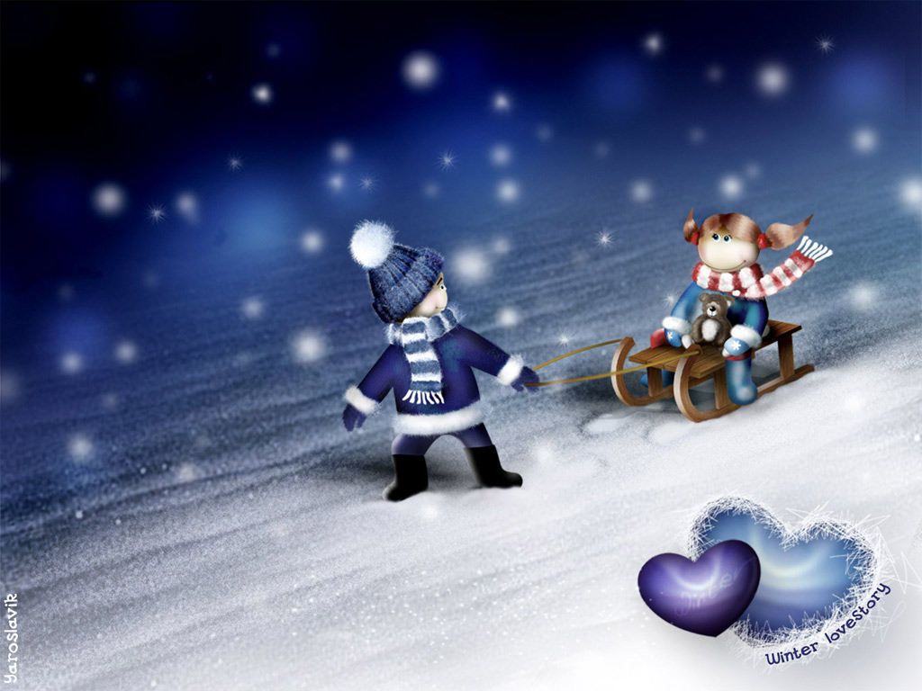 Winter Love Story Love Notes Marry Me In The Wintertime Winter Wallpaper Love Wallpaper Winter Background