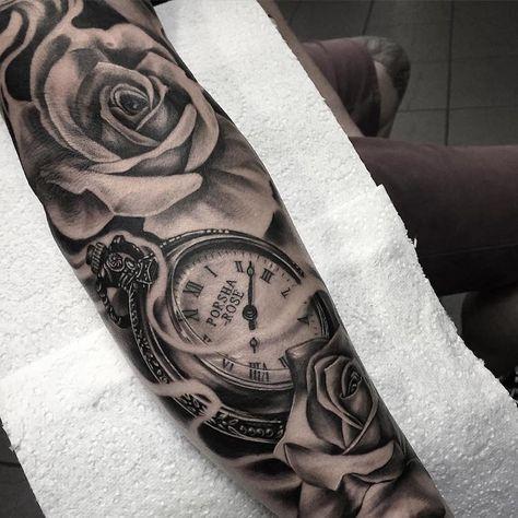 Quel Tatouage Bras Homme Est Fait Pour Vous 50 Idees En Styles