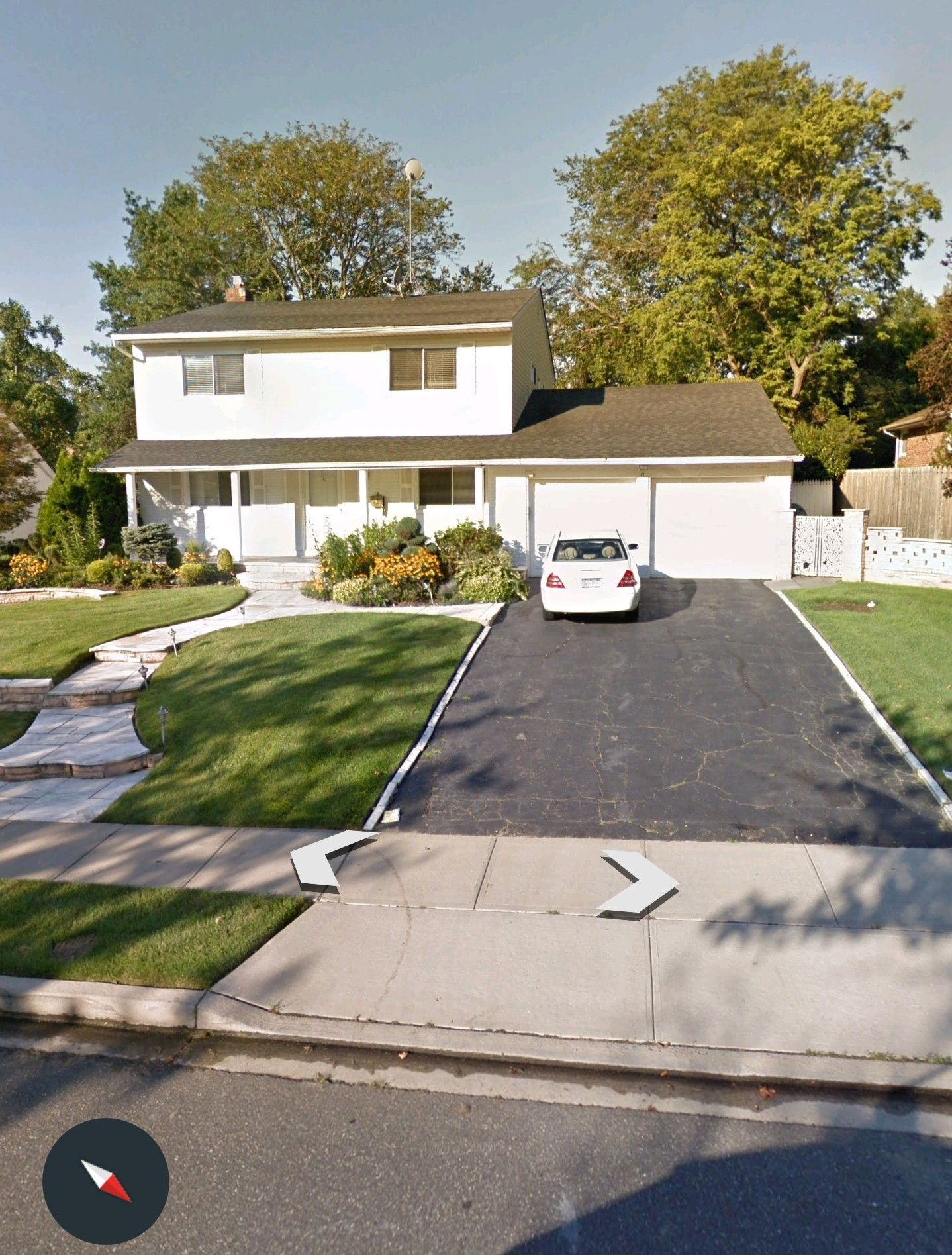 Once Sonny Franzeses Home At Shrub Hollow Road In Roslyn Now Colombo Crime Family Mafia Families Crime Family