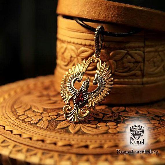 Phoenix bird pendant pendant with gemstones eagle pendant phoenix bird pendant pendant with gemstones eagle pendant beautiful phoenix birds pendant phoenix bird phoenix and gemstone mozeypictures Gallery