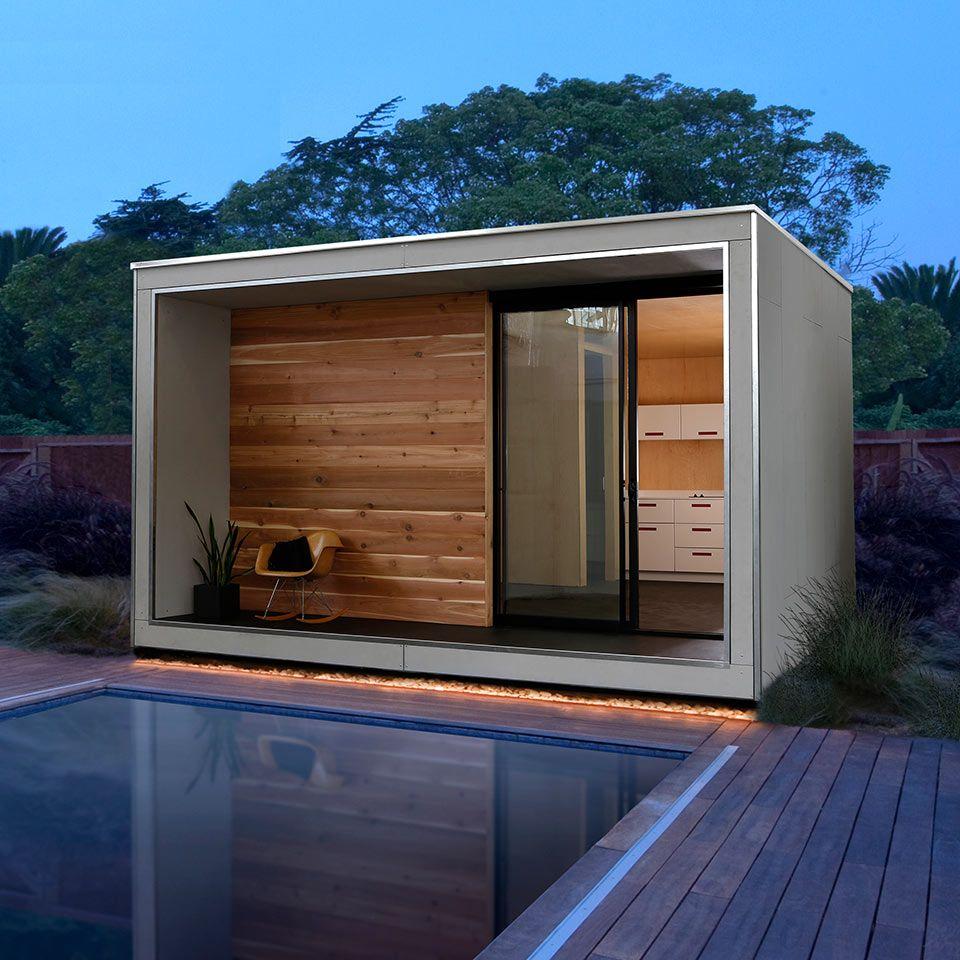 Plús Hús Traumhaus mit 30 Quadratmetern Moderne