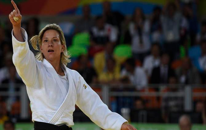 Telma Monteiro, Judo Benfica / ASF Judo, Campeão e Sporting