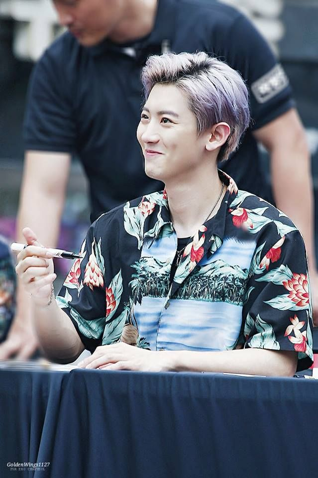 The War Fansign #Chanyeol #EXO
