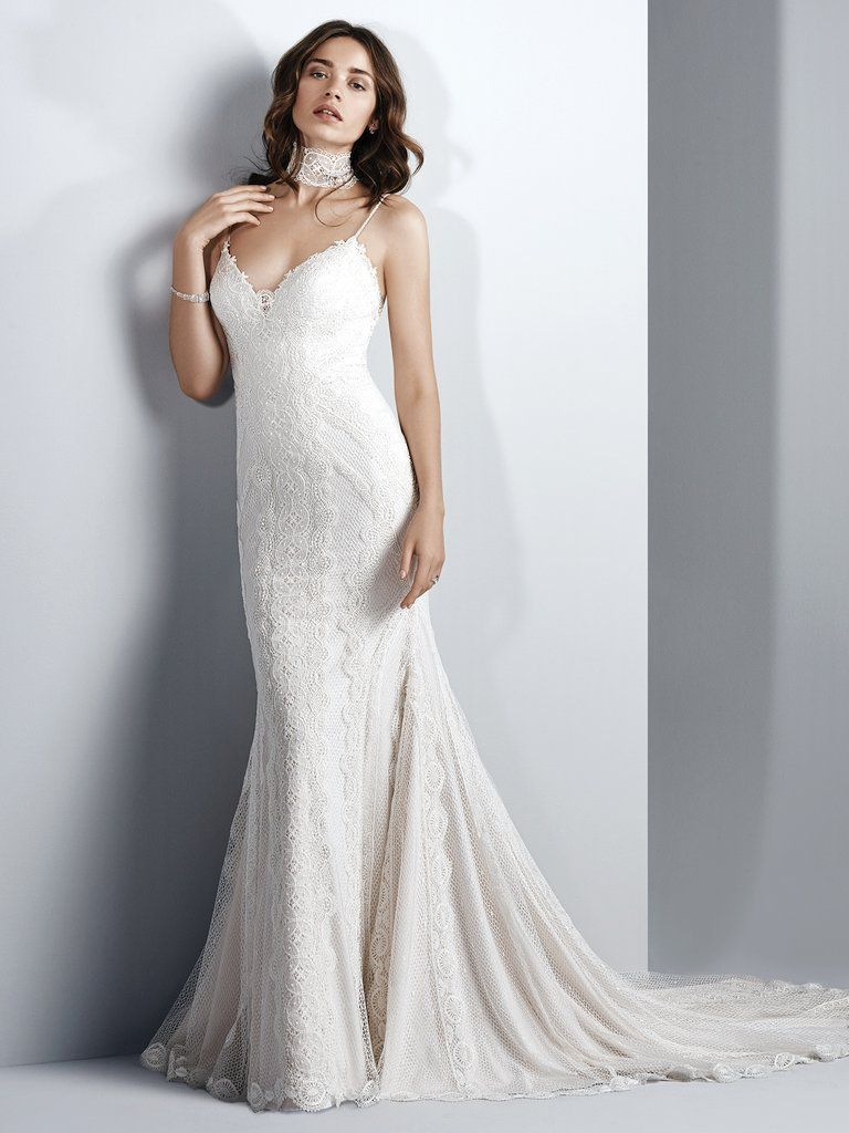 f3519fb8f5e7 Παιχνίδια · Sottero and Midgley Wedding Dress Narissa 7SW968 Νυφικά