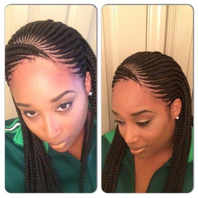Instagram Photo By Binta Conteh Oct 10 2014 At 3 05pm Utc Braided Hairstyles Hair Styles Beautiful Braids