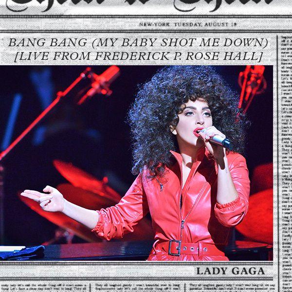 Pin Di Lady Gaga