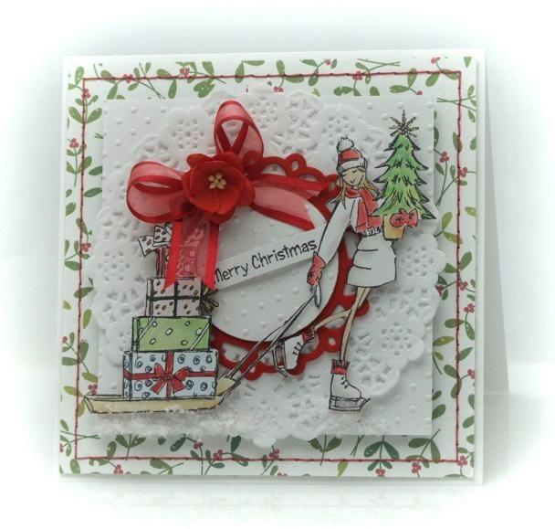 Peets Scrapalbum: december 2012 #decemberchallenge