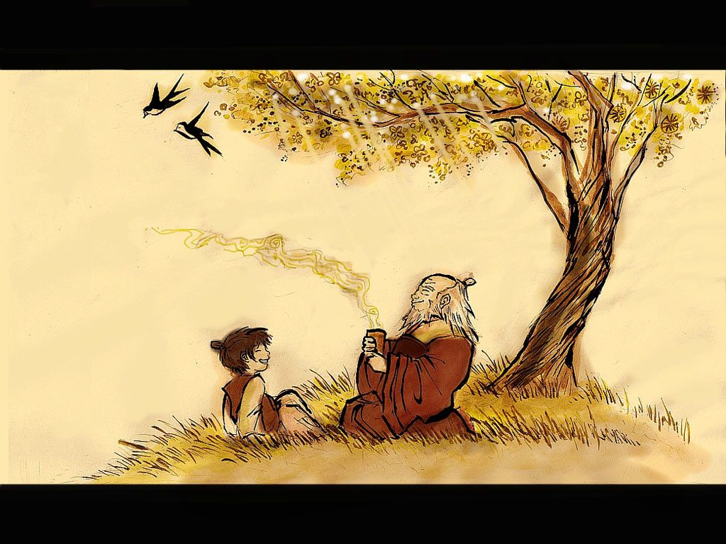It Is Important To Draw Wisdom From Different Places If You Take It From Only One Place It Become Rigid And Stale Iroh Avatar The Last Airbender Avatar