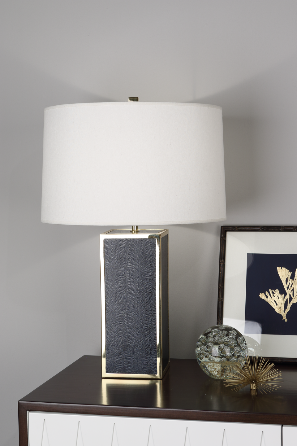 robert abbey anna table lamp in faux